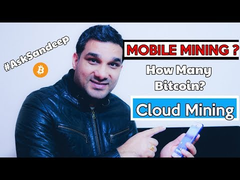 Cloud Mining Demo. I spent over 1 Lakh INR to create this video. #AskSandeep
