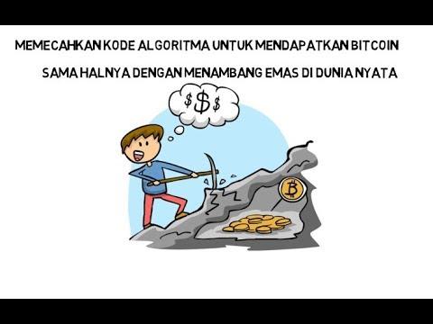 Apa itu Mining Bitcoin ??