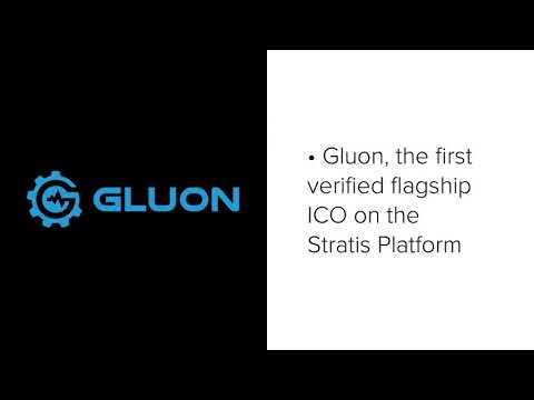 Stratis – What To Expect in Q2 | Gluon ICO • Smart Contracts • Sidechains