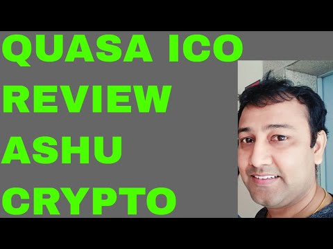 Quasa ICO Review / cryptocurrency news today live 2018 channel top best crypto altcoin news