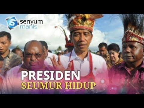 Mengejutkan, Sudah Ada yang Minta Jokowi jadi Presiden Seumur Hidup