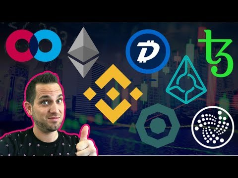 ? Markets Up! Binance Donates $1 Million To Victims | $REP Goes Live | Exchange Wars!!! $MFT $DGB