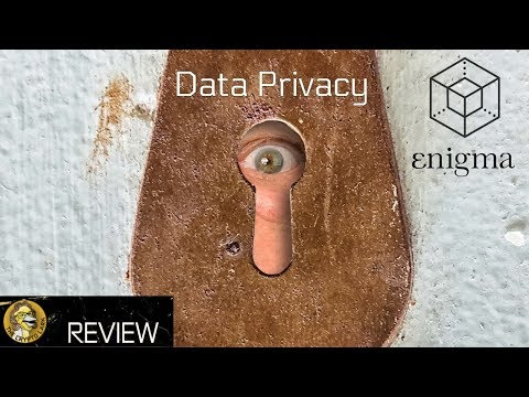 Your Personal Information – Hidden on the Blockchain – Enigma Cryptocurrency