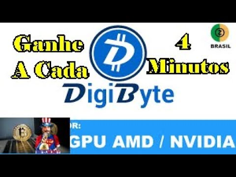 Faucet De DigiByte ( DGB )Pagando a Cada 4 Minutos Direto Na Faucethub 2018
