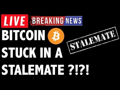 Bitcoin (BTC) Is Stuck In A STALEMATE?! – Crypto Trading Price Analysis & Cryptocurrency News