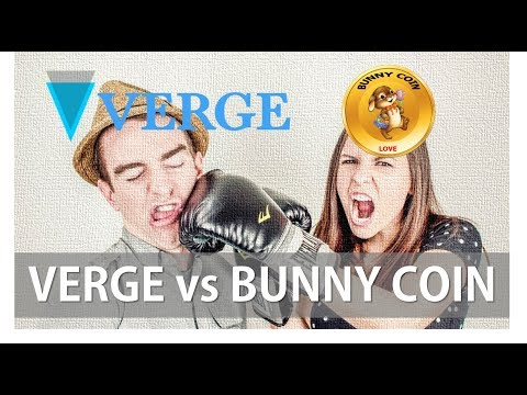 Verge vs Bunny Coin: debate imposible