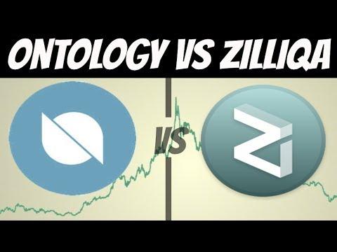 Ontology vs Zilliqa (Cryptocurrency)