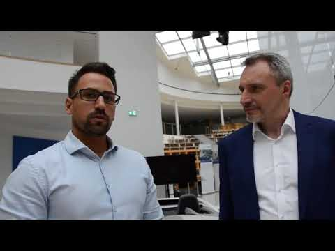 EDAG Engeniering GmbH and Cluster Automotive about IOTA at Bayern Innovativ (German)
