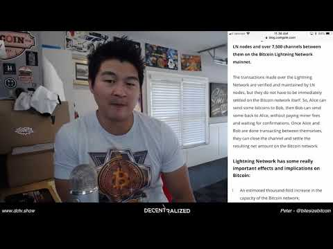 Why Bitcoin Cash BCH is so awesome and the Lightning Network is not!