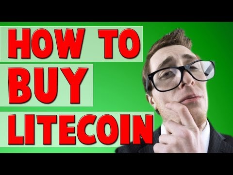 HOW TO BUY LITECOIN: Simple Explained – Buying LTC For Beginners