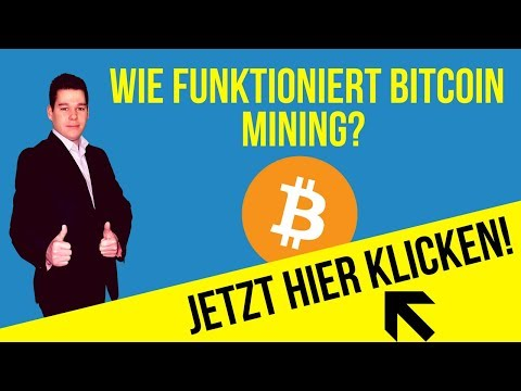 Wie funktioniert Bitcoin Mining? Erklärung auf Deutsch