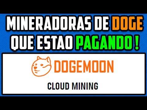 Prova de Pagamento +33MIL Dogecoins | Dogemoon e outras mineradoras Dogecoin !