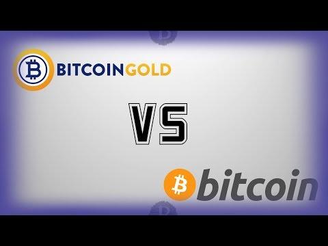 BITCOIN VS BITCOIN GOLD | ПЛЮСЫ И МИНУCЫ КРИПТОВАЛЮТ  #iTradeBit