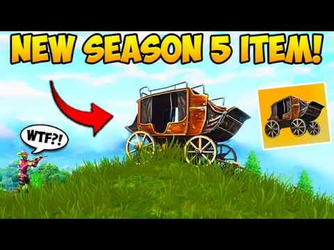 *NEW* SEASON 5 VEHICLE! – Fortnite Funny Fails and WTF Moments! #251 (Daily Moments)