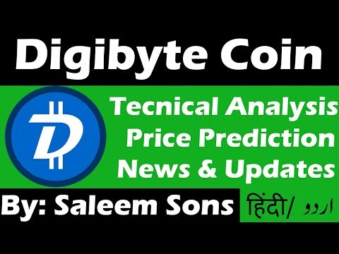 Digibyte Coin Price Prediction | Tecnical Analysis DGB News & Updates | By Saleem Sons