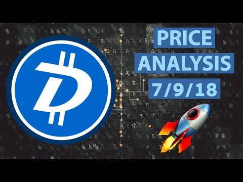 DigiByte(DGB) Price Analysis 7/9/18 (BOOMING, UP 63%)