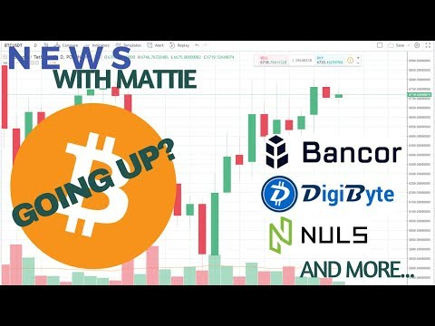 World's Largest Bank Eyes Blockchain, NULS, Bancor, Digibyte – Today's Crypto News
