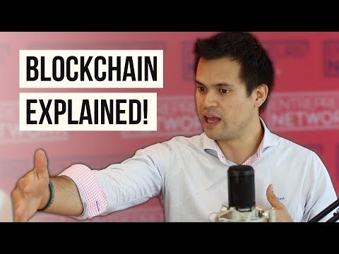 Cryptocurrency and Blockchain EXPLAINED!