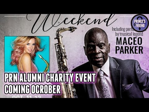 PRN Charity Event, Featuring Maceo Parker and Candy Dulfer