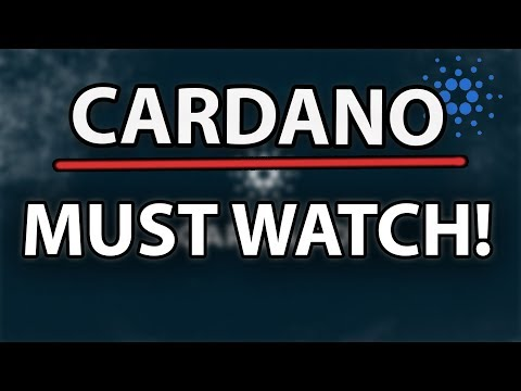 If You Have Cardano (ADA), Watch This Video! Is Cardano Better Than Bitcoin, Will It Take Over?