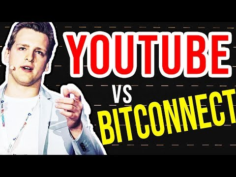 YOUTUBE *SUED* FOR BITCONNECT