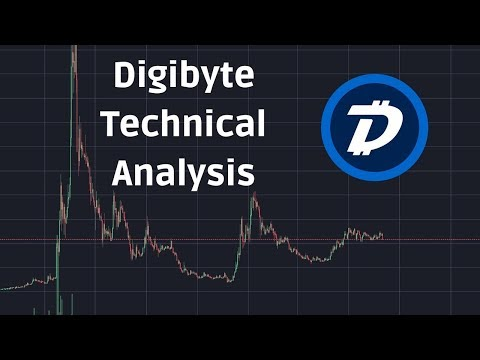 Digibyte Technical Analysis July 2018 UPDATE BULLISH
