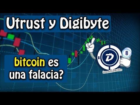 Utrust y Digibyte, demandan a Ripple y bitcoin es una falacia?