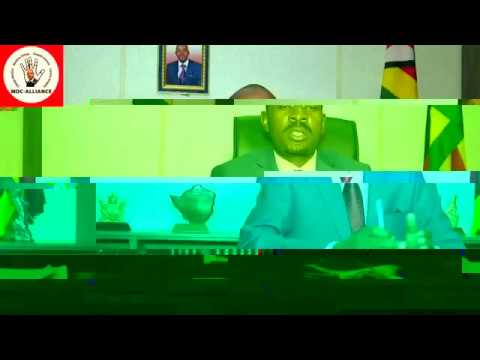 President Chamisa On STOPPING ZEC & ZANU PF RIGGING As He Addresses E-Rally