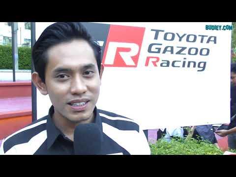 Khai Bahar Ada Sebab Mahu Berlumba dalam Toyota Gazoo Racing Malaysia