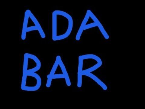 ADAのBARが出来る!?カルダノ【ウメの仮想通貨しゃべり場】