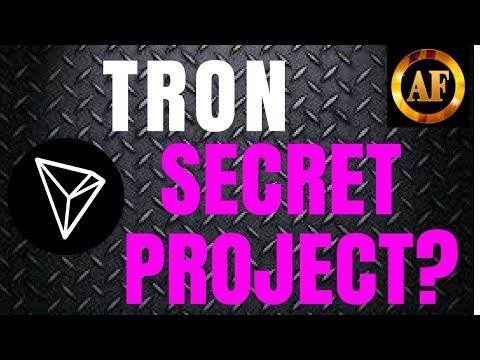 Tron (TRX) – MYSTERIOUS SECRET PROJECT – Hundred Million Active Users