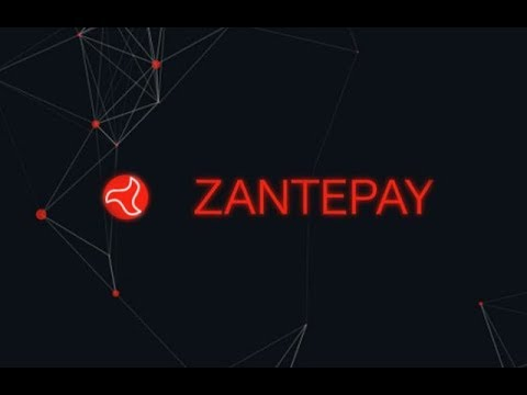 ZantePay Cryptocurrency Multi-wallet and Debit Card