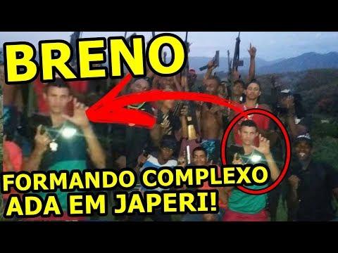 BRENO ADA EXPANDINDO EM JAPERI EXPULSANDO CV