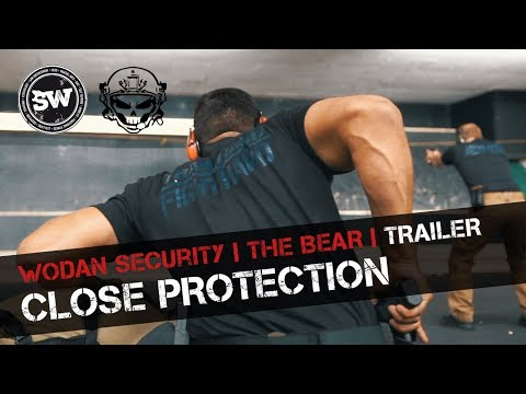 TRAILER | Close Protection SIA England | Wodan Security | Switzerland | THE BEAR
