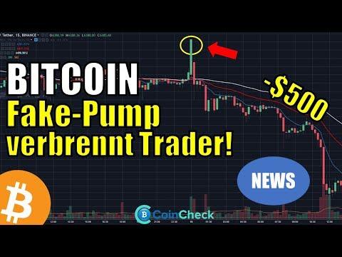 Bitcoin -$500 –  Altcoins bluten! MyEtherWallet & Bancor Hack | IOTA von EU unterstützt! Krypto News