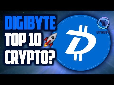 DigiByte The NEXT Top Crypto? Digibyte Price Prediction 2018!