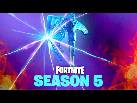 SEASON 5 HYPE 🔥Road to BCC – Automatisches Bouncepad Haus 🔴Live Fortnite