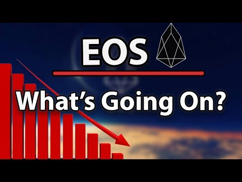 EOS WHAT'S GOING ON? Block.One Stepping In, Block Producer Error & New Wallet!