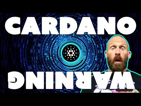 CARDANO WARNING – Don't Buy $ADA Before Watching This!!!