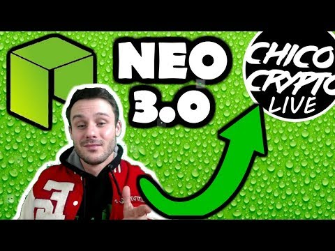 NEO 3.O | Time Locked Voting Contracts? | Enterprise Focused | Live Neo Crypto News | $NEO $ONT $ELA
