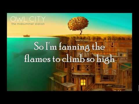 Owl City – Embers with Lyrics (HQ)