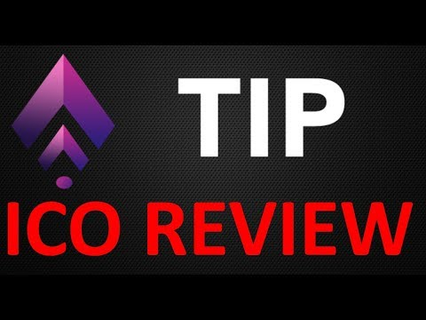Tip Blockchain ICO Review: Powering mass adoption of cryptocurrency through discovery of information