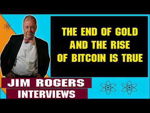 Jim Rogers Interview July 10 2018 — THE END OF GOLD AND THE RISE OF BITCOIN IS TRUE