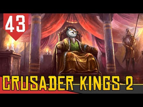 Guerra e Hot Doge – Crusader Kings 2 Jade Dragon #43 [Série Gameplay Português PT-BR]