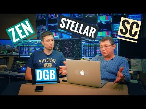 Криптоновостной штиль, рост Digibyte (DGB) и Zencash (ZEN), халявный CET от ViaBTC