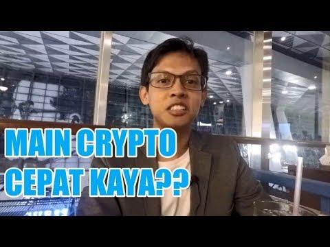 MAIN BITCOIN CRYPTOCURRENCY CEPAT KAYA??