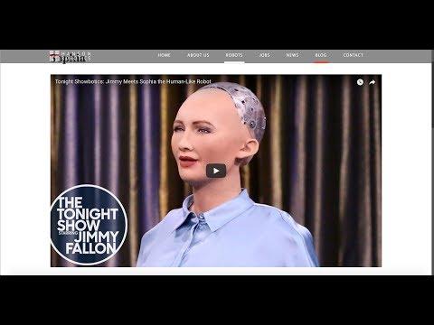 Sophia AI | EOS Airdrop Deep Brain SingularityNet Matrix AI Effect AI Ontology NEO Airdrop