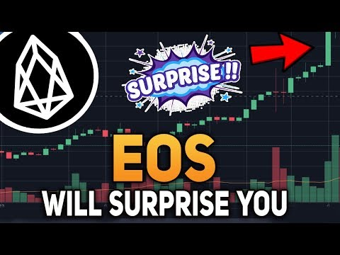EOS Will Surprise You in 2018