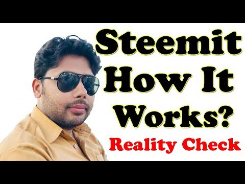 Steemit – Can We Really Make Money Using Steemit – Reality Check