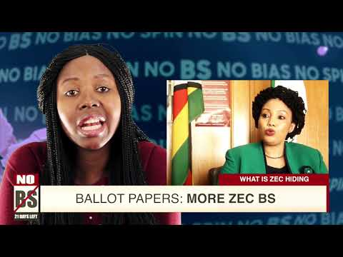 More ZEC BS – Nomaliso Musasiwa